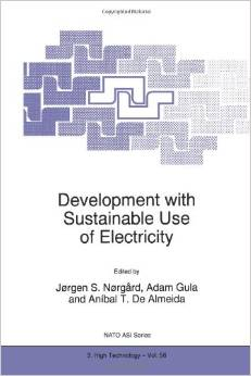 Development with Sustainable Use of Electricity (Jorgen Norgard, Adam Gula, A. de Almeida)