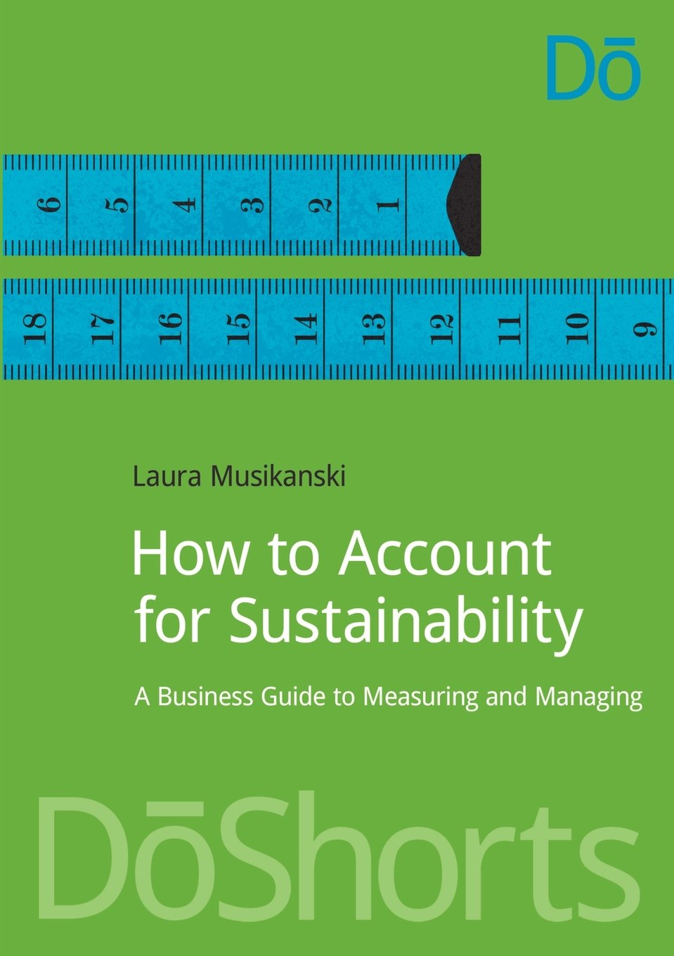 How to Account for Sustainability (Laura Musikanski)