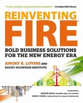 Reinventing Fire: Bold Business Solutions for the New Energy Era (Amory Lovins, Rocky Mountain Institute)